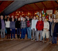 Jantar Festivo posse Diretoria 2014-2017